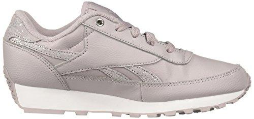 Luck Walking Women's White Usa Classic Reebok Pink Si Shoe lavender Renaissance Rtw8BRxqO