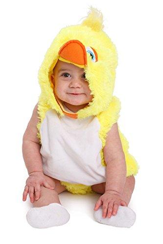 Halloween Yellow Baby Duck Costume (Marching Band Halloween Costume)