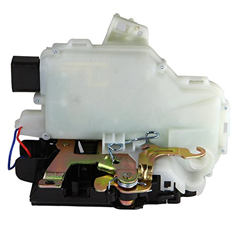 Door Lock Actuator K0003L Fits Front Left/Driver Side for Volkswagen Beetle Jetta Golf GTI Passat (Replaces# VW 3B1837015AS, 3B1837015AK, 3B1837015J; 931-500)