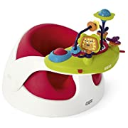 Mamas & Papas Baby Snug and Activity Tray (Red)