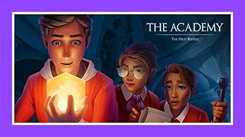 The Academy: First Riddle