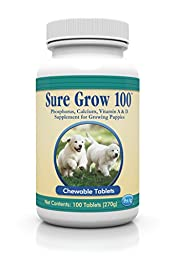 Sure Grow , 100 Count Tablets