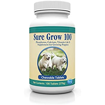 Lambert Kay Sure Grow, 100 Count Tablets