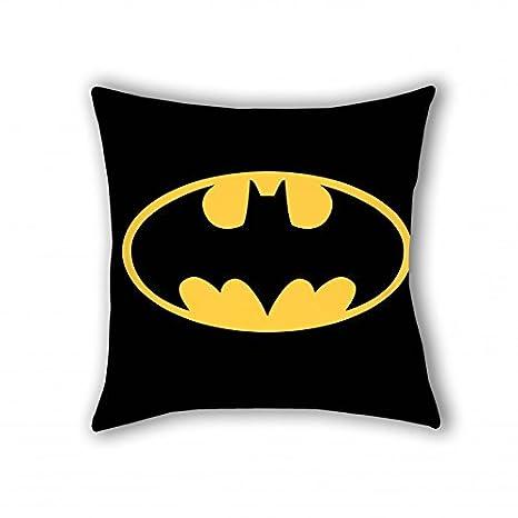 Halantex Batman - Cojín decorativo Cojín 40 x 40: Amazon.es ...