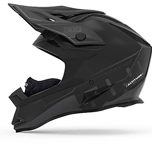 509 Altitude Helmet with Fidlock (Black Ops - Large)