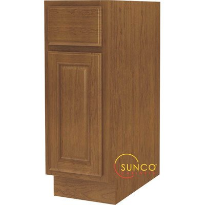 12'' Oak Base Cabinet by Sunco Inc. (Image #1)
