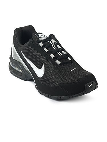 NIKE Air Max Torch 3 Men's Running Shoes (13 D(M) US, Black/White) ()