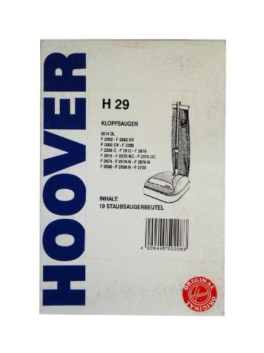 Staubsaugerbeutel für Hoover Klopfsauger