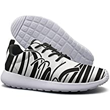 Georgejgfxdn Running Shoes nmd r1 Woman's All Over 3D Printed Mesh Slip On Fashion Shape Code Barcode Has Been Attacked Walking Sneaker ColorName SizeName