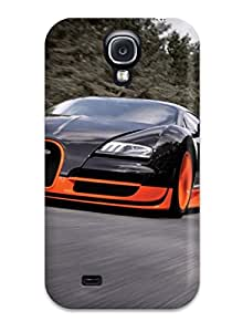 New Premium DeaneRipman Bugatti Veyron Skin Case Cover Excellent Fitted For Galaxy S4