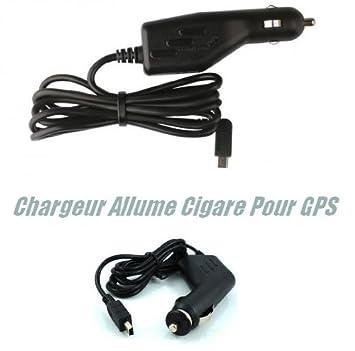 Gtech - Cargador de coche - cargador de coche para GPS Garmin Oregon 550 T: Amazon.es: Electrónica