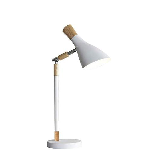 RXM Lámparas de Mesa Macaron Ajustables Salón/Dormitorio ...