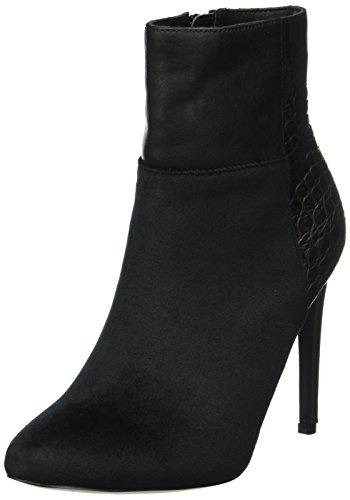 Another Pair of Shoes Aliyahe1, Botines para Mujer Negro (black01)