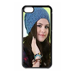FOR Iphone 5c -(DXJ PHONE CASE)-Singer Selena Gomez-PATTERN 9