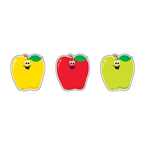 Trend Enterprises Inc Apples Mini Accents Variety Pack, 36 ct