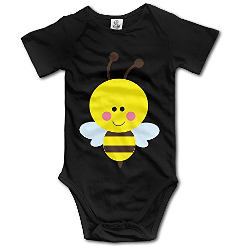 Baby Boys' And Girl's Bodysuits Cute Bumble Bee (Bumblebee Suit)