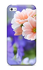 For Iphone 5c Fashion Design Flower Case-sbgEggI17901yacKP
