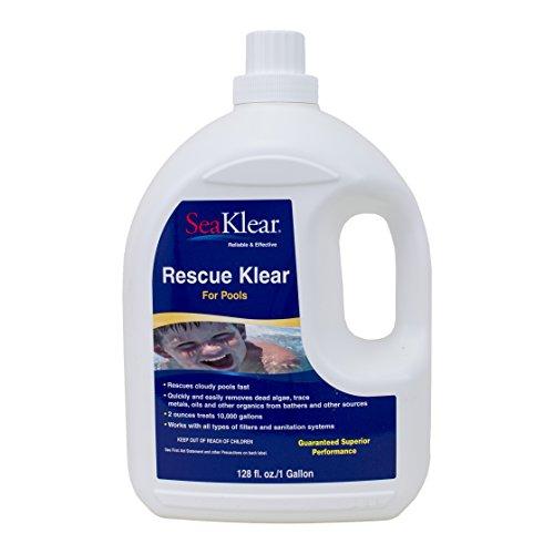 SeaKlear Rescue Klear, 1 Gallon Bottle ()