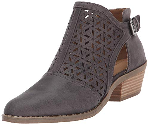 Report Women's Deena Ankle Boot, Grey, 10 M US ()