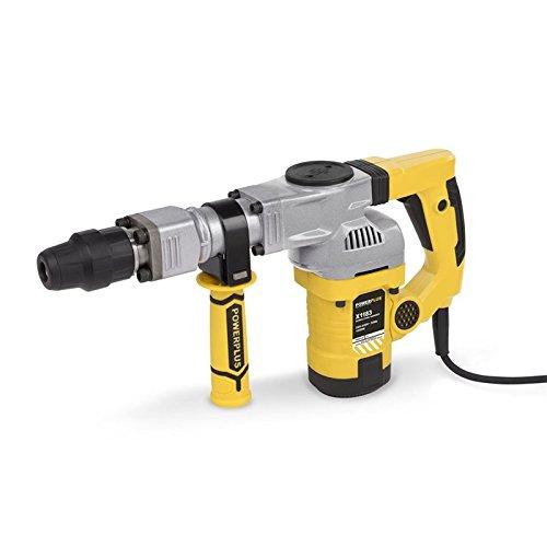 Abbruchhammer Stemmhammer VARO 1.050 W Anti-Vibrationssystem + Koffer + Meißel