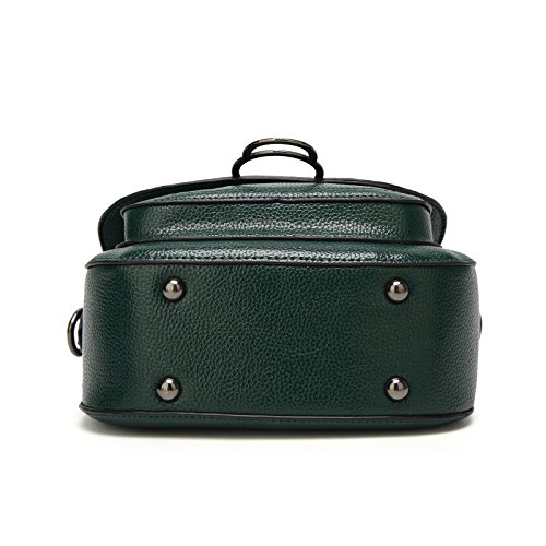 Casual XZW Vintage Tracolla Bags Green Borsa Square NB Mano Borsa Da A Small Donna A gqYAaWYv