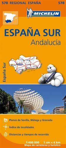 Mapa Regional Andalucía (Carte regionali): Amazon.es: Vv.Aa, Vv.Aa: Libros