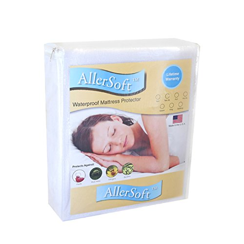 Allersoft Hypoallergenic Waterproof Mattress Protector