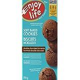 Enjoy Life Double Chocolate Brownie Cookies, 170 g