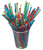 BarConic Ball Head Stirrers - Assorted (Bag of 500)