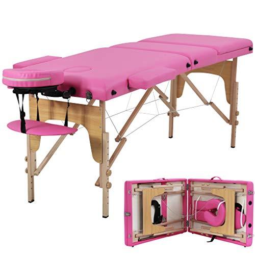 Top 10 Best portable massage tables Reviews