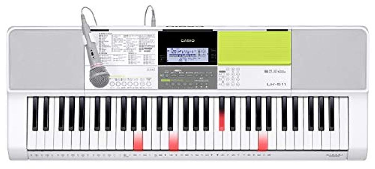 [해외] CASIO 카시오 61건반 전자 키보드 광 네비게이션 LK-511