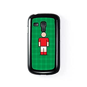 Barnsley Black Hard Plastic Case for Samsung? Galaxy S3 Mini by Blunt Football + FREE Crystal Clear Screen Protector