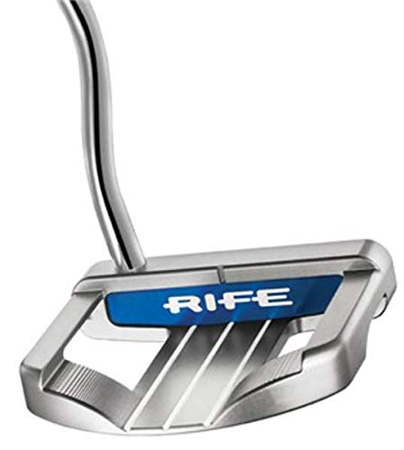 (Guerin Rife Island Series Deep Blue Putter Steel Right Handed 35.0in)