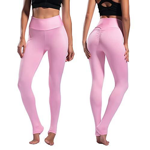 Xiaoqin Pantaloni da yoga - Pantaloni da donna Pantaloni da ginnastica sportivi da allenamento