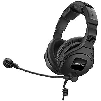 sennheiser hmd 26 ii 600 8 broadcast headset 600 ohm impedance activegard dynamic. Black Bedroom Furniture Sets. Home Design Ideas
