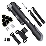 Diyife Bike Pump, [120 PSI][Perfect Full Set]...