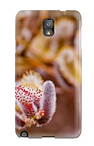 CaseyKBrown PtppRDv3337YGWUx Case For Galaxy Note 3 With Nice Spring Flowers Appearance
