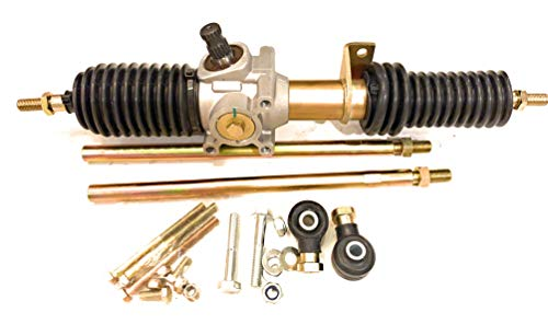 New Rack and Pinion complete w Tie Rods & ends! 13-19 Polaris Ranger 900 XP 1000 (#116)