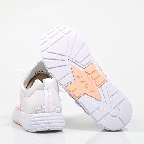 Arkk Damen Sneaker Weiß Weiß