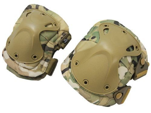 HATCH (hatch) Type XTAK elbow pads and kneepads set replica Multicam (japan import) by Emerson