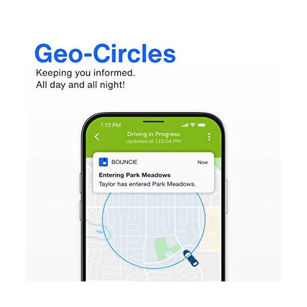 Driving Connected - GPS Location - Route History - Speed Monitoring - GeoFence - Roadside Assistance - Engine Diagnostics - Family or Fleets - No Activation Fees - Cancel Anytime