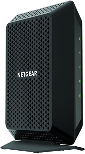 (NETGEAR Cable Modem CM700 - Compatible with all Cable Providers including Xfinity by Comcast, Spectrum, Cox | For Cable Plans Up to 500 Mbps | DOCSIS 3.0)