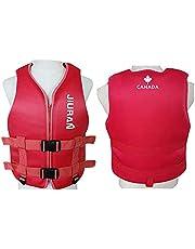 Life Jacket Vest,Life Jackets for Kids Women Men, Outdoor Fishing pdf Life Jacket Swimming Sailing Waistcoat Water Sports Adult Kids Vest