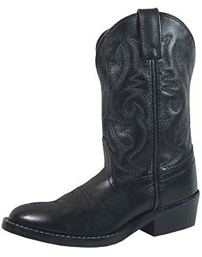 Smoky Mountain Boys' Roper Western Boot Round Toe - 3010C