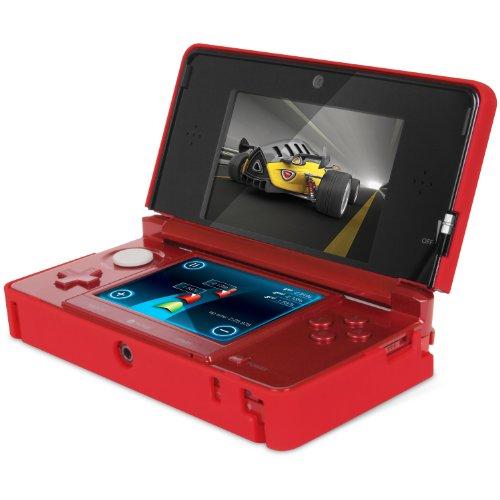 Dreamgear Backup Battery - dreamGEAR Nintendo 3DS Power Case - Red