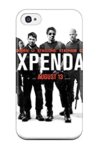 High-quality Durable Protection Case For Iphone 4/4s(the Expendables (2010) Movie)