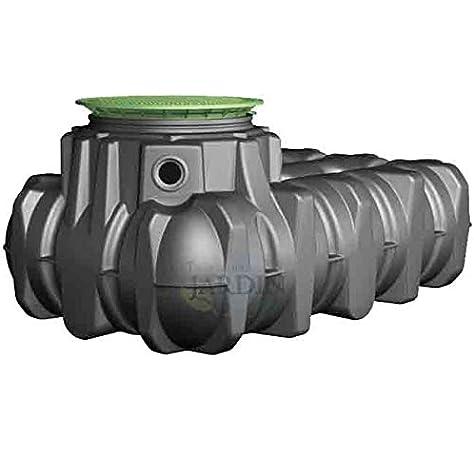 DEPOSITO POLIETILENO 5000 LITROS. Diseñado específicamente para la recuperación de agua de lluvia. Longitud 289 cm, Ancho 230 cm, Alto 132 cm.: Amazon.es: Bricolaje y herramientas