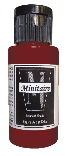 Badger Air-Brush Company, 2 Ounce Bottle Minitaire Airbrush  Ready, Water Based Acrylic Paint, Ghost Tint: Fresh Blood Ghost Paint Brush
