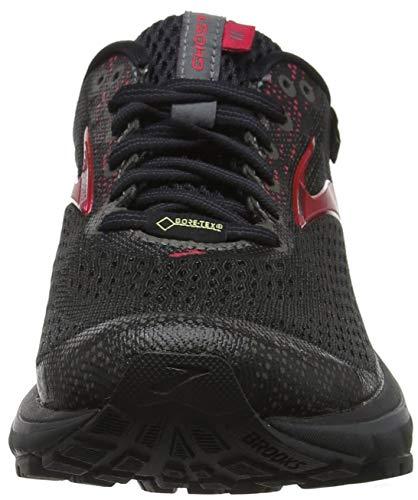 de Brooks Ghost Ebony Multicolore Femme Pink GTX Black Running 071 11 Chaussures nnR4fq