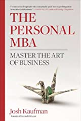 The Personal MBA: Master the Art of Business Hardcover